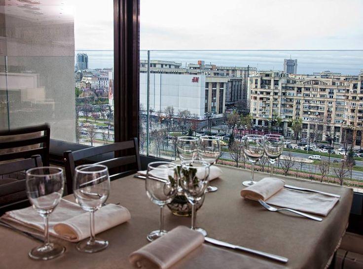 Vu's Rooftop Restaurant | Unirii