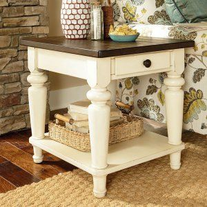 Coastal End Tables on Hayneedle - Coastal End Tables For Sale