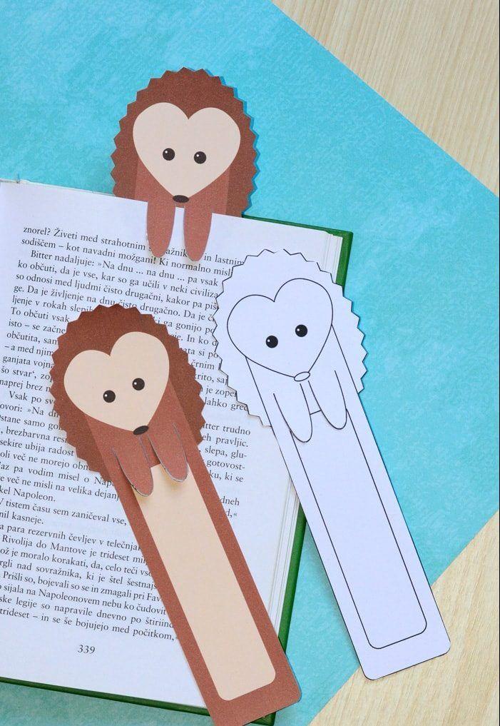 Neues vom Bastellabor: Tolle DIY Ideen für Lesezeichen Basteln