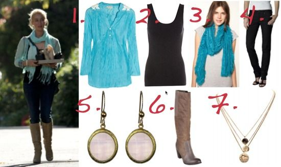 So you want to dress like Nina Proudman (part 13)
