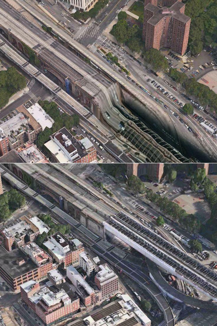 Apple Maps – iata cat de mult a fost imbunatatita calitatea imaginilor din satelit
