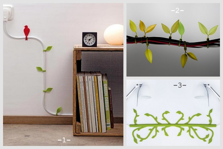 inspiration and realisation: DIY Fashion + Home: Do-Inspire-Yourself #12 // cables #organization