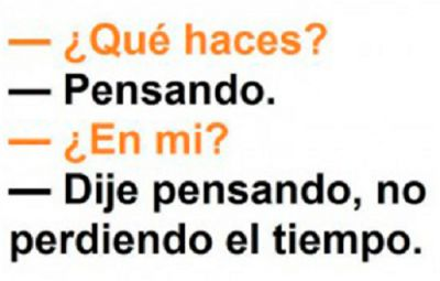 imagenes con frases chuscas