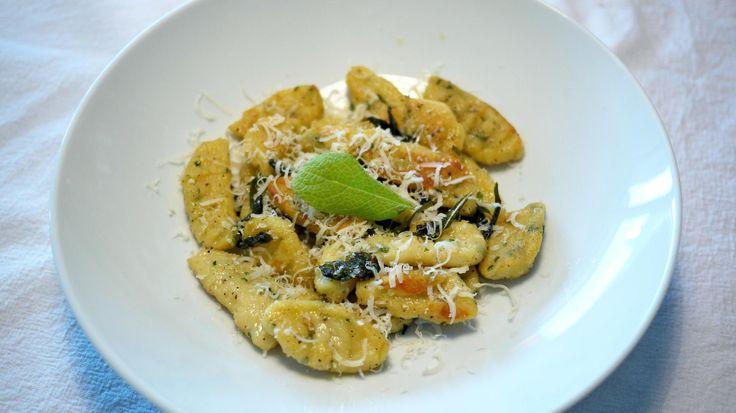 Slik lager du gnocchi - enkel hjemmelaget pasta