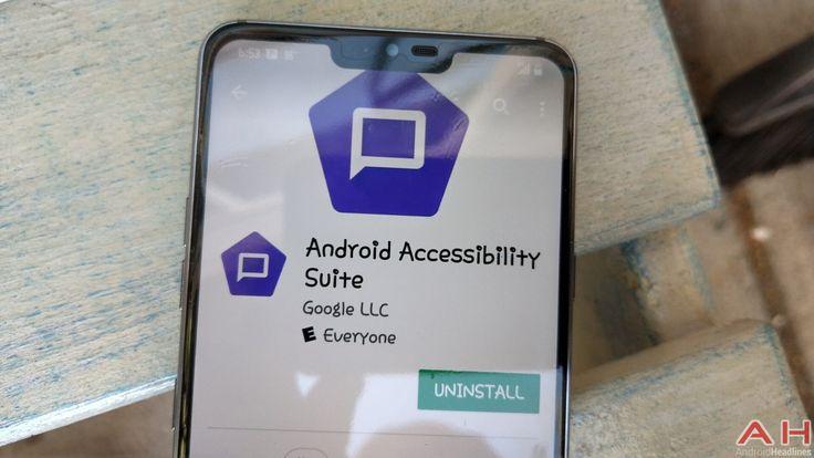 تطبيق Android Accessibility Suite