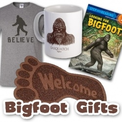 bigfoot presents coloring pages - photo#33