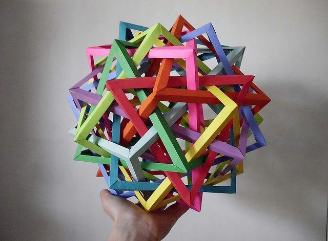 Ten Interlocking Triangular Prisms #2 (Daniel Kwan) | Flickr - Photo Sharing!