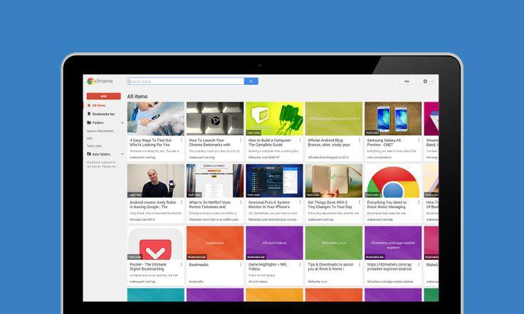 Google, Yeni Bookmark Manager Aracından Vazgeçiyor