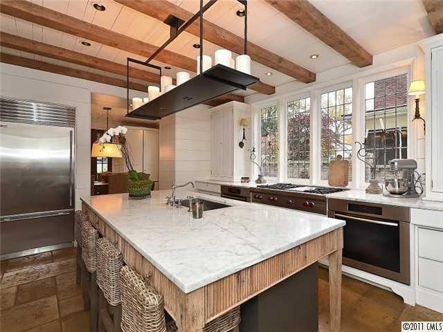 Dream Kitchen Islands 139 best kitchens: fabulous islands images on pinterest   dream