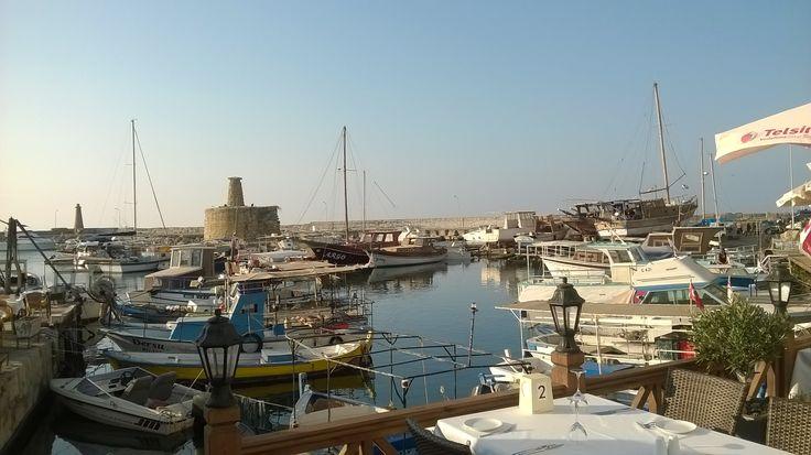 OLD HARBOR GIRNE/KYRENIA/CYPRUS