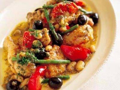 [鶏のカチャトーレ] 料理レシピ|みんなのきょうの料理