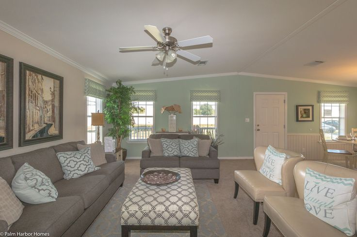 The Siesta Key by Palm Harbor Homes in Plant City,Florida