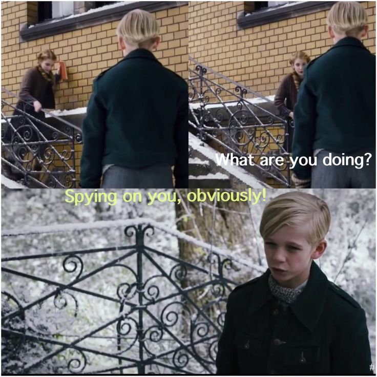 liesel and max relationship help