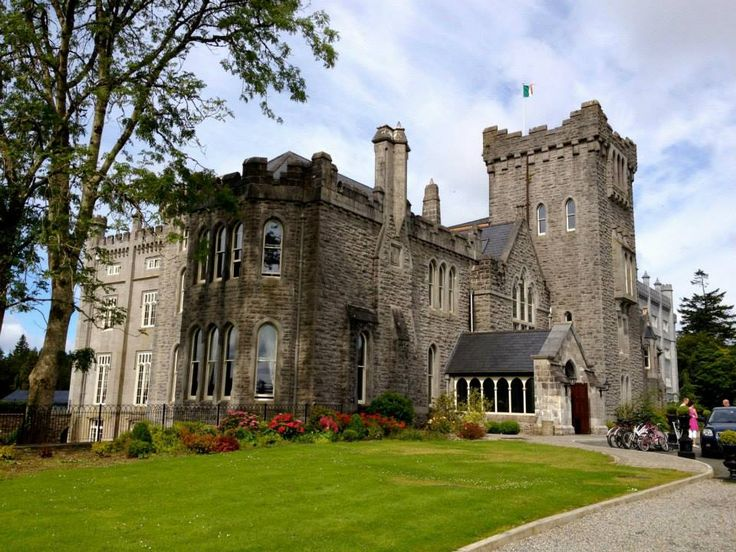 Kilronan Castle Estate #Co. Roscommon
