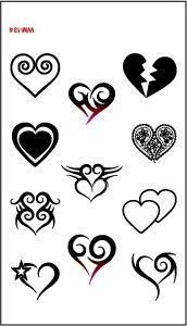 coeur tattoo - Recherche Google