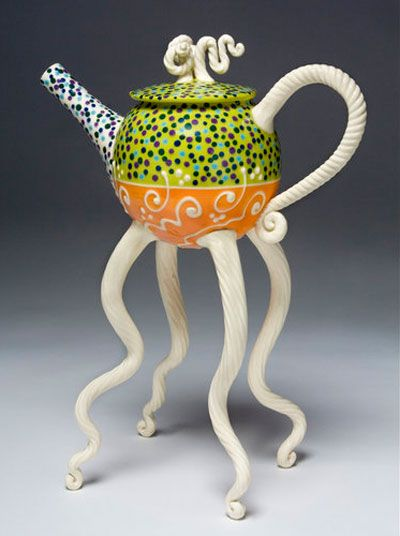 Steven Summerville | Piedmont Craftsmen. My only fear is that it would walk away during tea time.