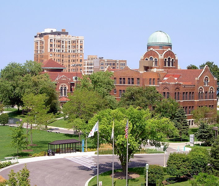 Loyola University Chicago - The Jesuit university in Chicago, U.S. K.  Chelsea. Could it get any better than this! What an awesome education.....