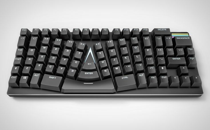 To QWERTY or not to QWERTY | Yanko Design