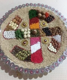 Aarti Thali Decoration Ideas for Ganpati