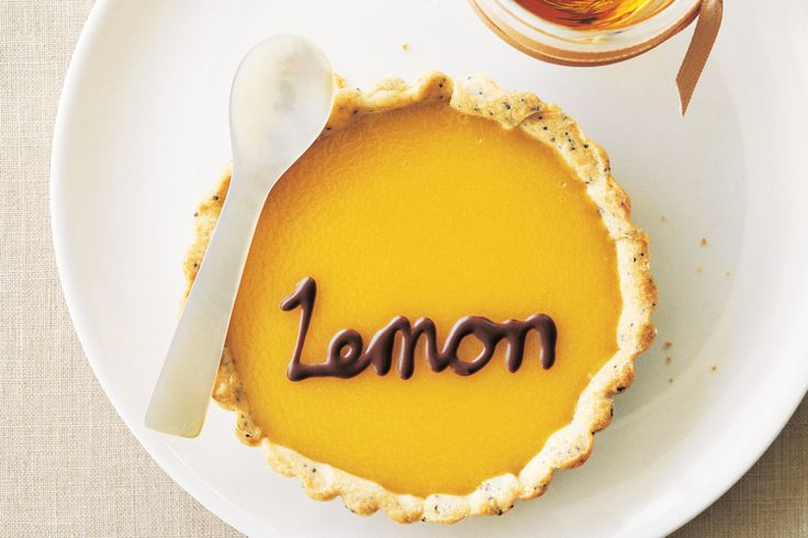 Create a high tea experience at home with these extra special lemon tarts.
