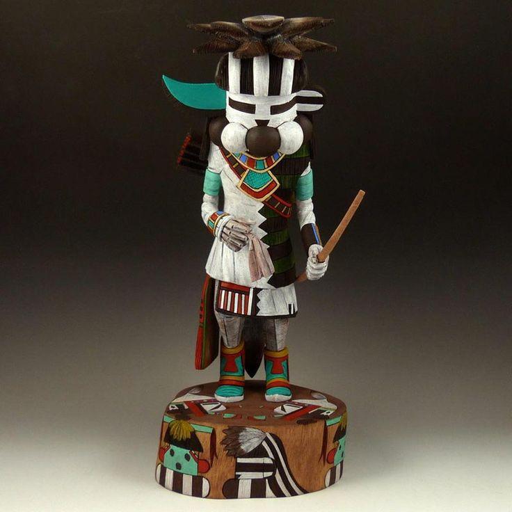 Connaissez-vous les Kachinas ? Ce sont les danseurs mystiques des #indiens #Hopis http://www.harpo-paris.com/fr/legendes-et-histoires/7-kachinas.html
