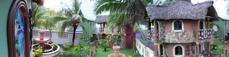 Hotel mayan en puerto san jose