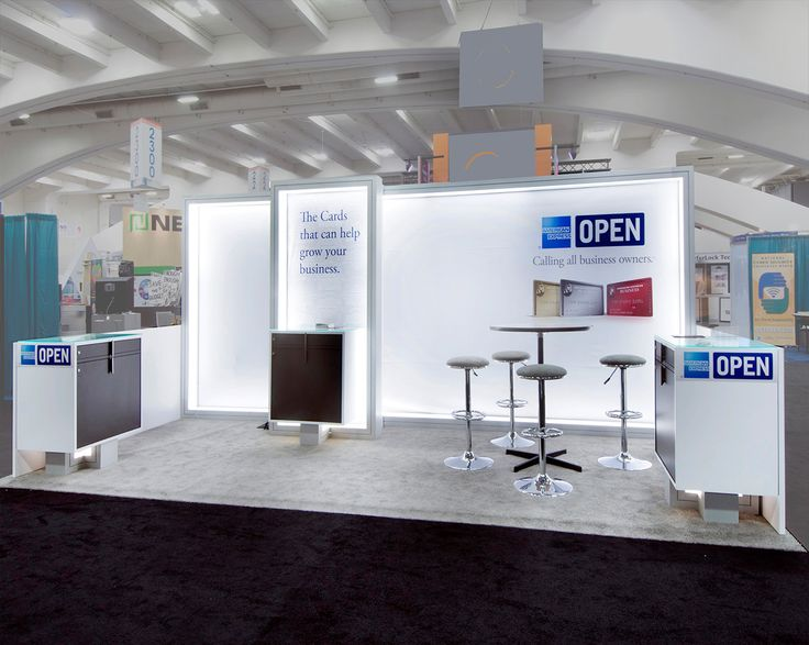 Exhibition Display Design for American Express during its participation in RSA Conference at USA. EDS is the single source provider for all your Exhibition and Event requirements, contact us for more details http://www.expodisplayservice.ae/Index.aspx