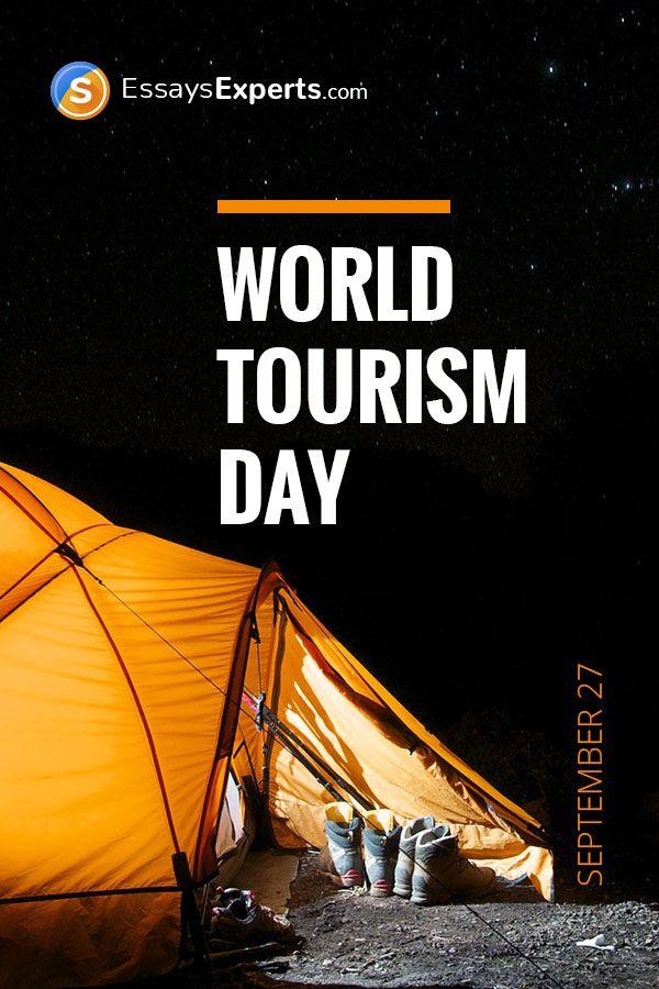 World Tourism Day Essaysexpert Writingservice Travel Trip Writing Service Essay Essays Advantage And Disadvantage Of Mas Pdf