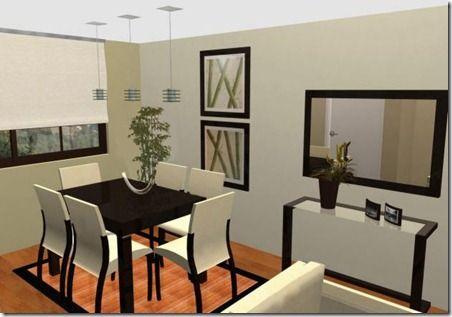 Dise o decoracion de interiores de casas decoracion de for Diseno de interiores salas