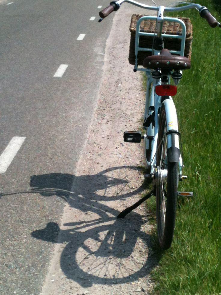 """My bike: Gazelle """"Miss Grace"""""""