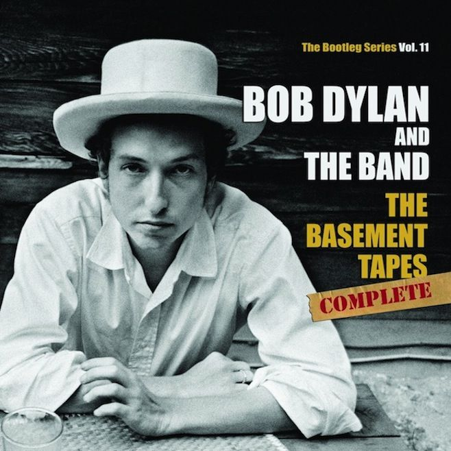 Bob Dylan & The Band: The Basement Tapes Complete, American Songwriter, Songwriting