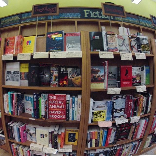 Like sociology? You better like reading!