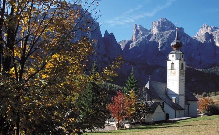 Dolomiti Alta Badia Colfosco
