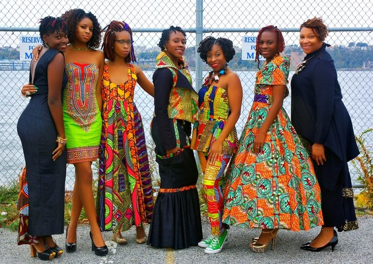 Tafari Tribe African Print clothing are going-natural.com ...