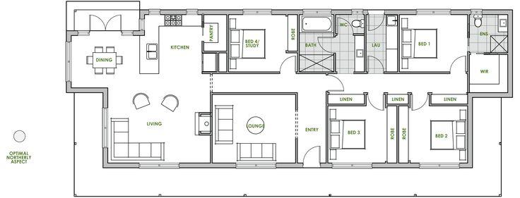 Bass - Energy Efficient Home Design - Green Homes Australia