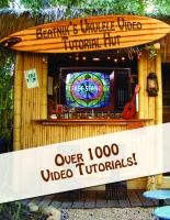 Ukulele Video Tut Hut - A sortable, ever-growing directory of the best ukulele tutorial videos the web has to offer. Sort by song title, artist, genre, tuning or instructor. Stop searching for lessons and start learning now with BeatNik's Ukulele Video Tutorial Hut! | revizzit $24.97