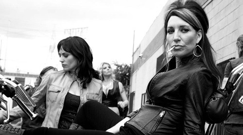 Gemma Teller Morrow (Katey Sagal) - Sons of Anarchy - one of the fiercest moms on TV