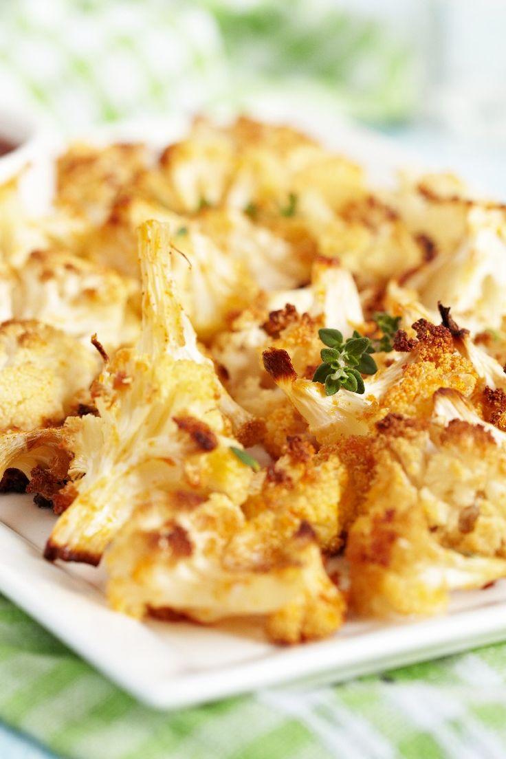 Cauliflower Poppers (Weight Watchers)