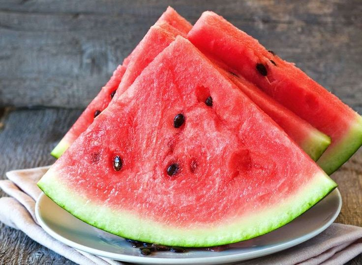 Watermelon sometimes gets a bad rap for being high in sugar, but the fruit has some impressive health benefits. Research conducted at the University of Kentucky showed that eating watermelon may improve lipid profiles and lower fat accumulation. It's also one of the 50 Best Foods for Your Sex Life—so load up!