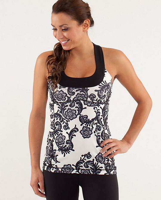 Printed Racerback Top - Today3 by VIDA VIDA Buy Cheap Pictures Free Shipping Online Official Online Discount Release Dates nHi2360