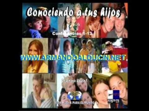 El Porque se Destruyen las Familias - Dr Armando Alducin - Visita: http://www.armandoalducin.net Predicas y conferencias CristianasConociendo a tus hijos