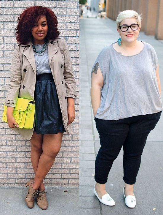 Time for Fashion » Looks de street style para tallas grandes – Street style looks for plus-size girls time-for-fashion.blogs.elle.es