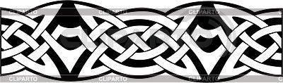 Кельтский орнамент | Векторный клипарт | ID 2019819