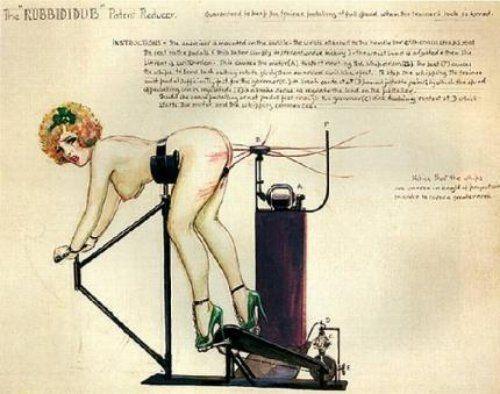 History of spanking retro fetish fuckin