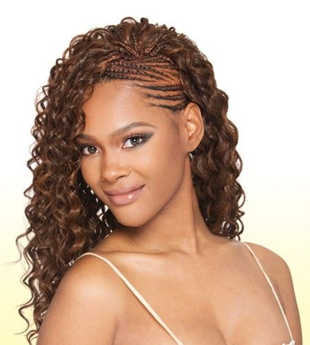 braids with human hair styles 80 best images about micro braids on curled 6004