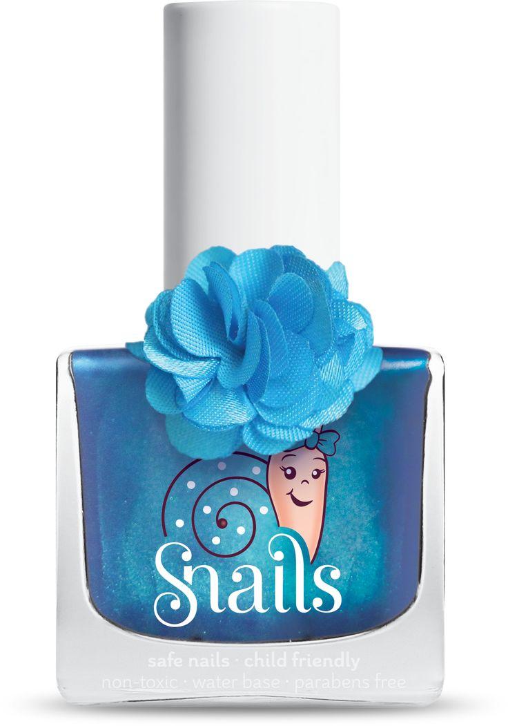 Fleur Collection- Lily : A vivacious blue color that everyone loves!!