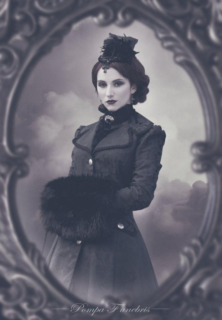 dark and victorian elegance