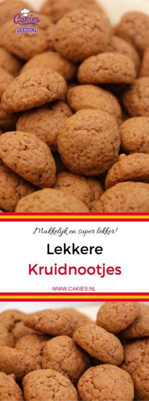 Een makkelijk kruidnootjes recept mag uiteraard niet missen voor Sinterklaas. Dit kruidnootjes recept is super makkelijk en leuk om met kinderen te maken. Je mag ze ook pepernoten noemen hoor :)