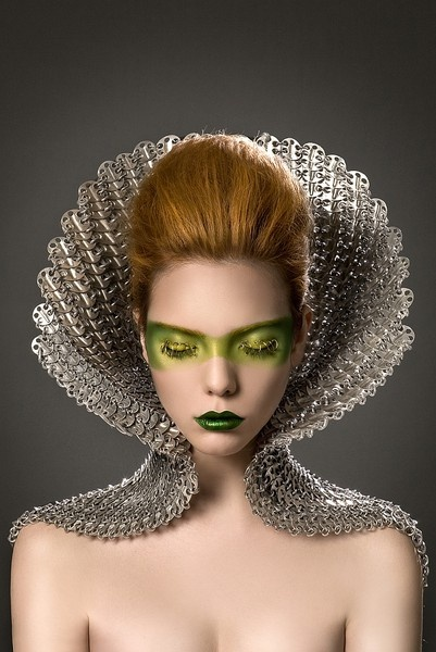 Green make up Totally