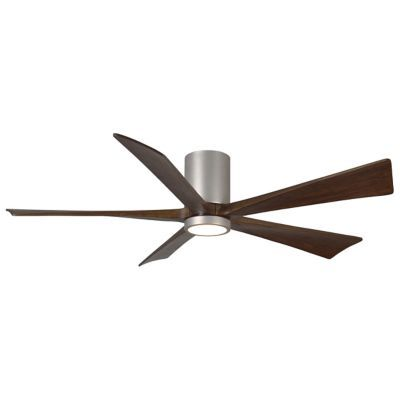 Irene 5 Blade LED Hugger Ceiling Fan